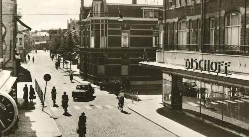 Kruispunt Westzijde-Stationsstraat
