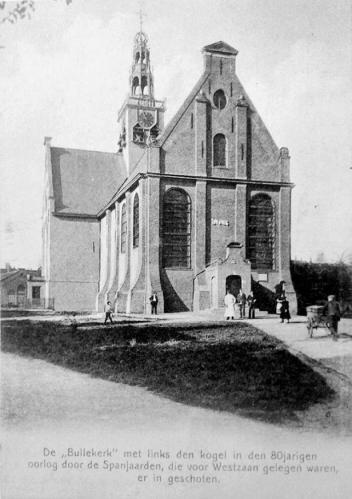 Bullekerk rond 1910